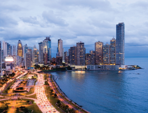 Why Panama for world trade?