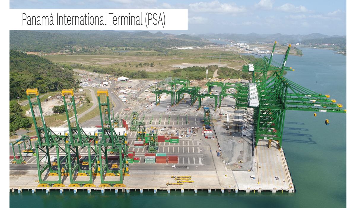 Terminal Panamá International Terminal (PSA)