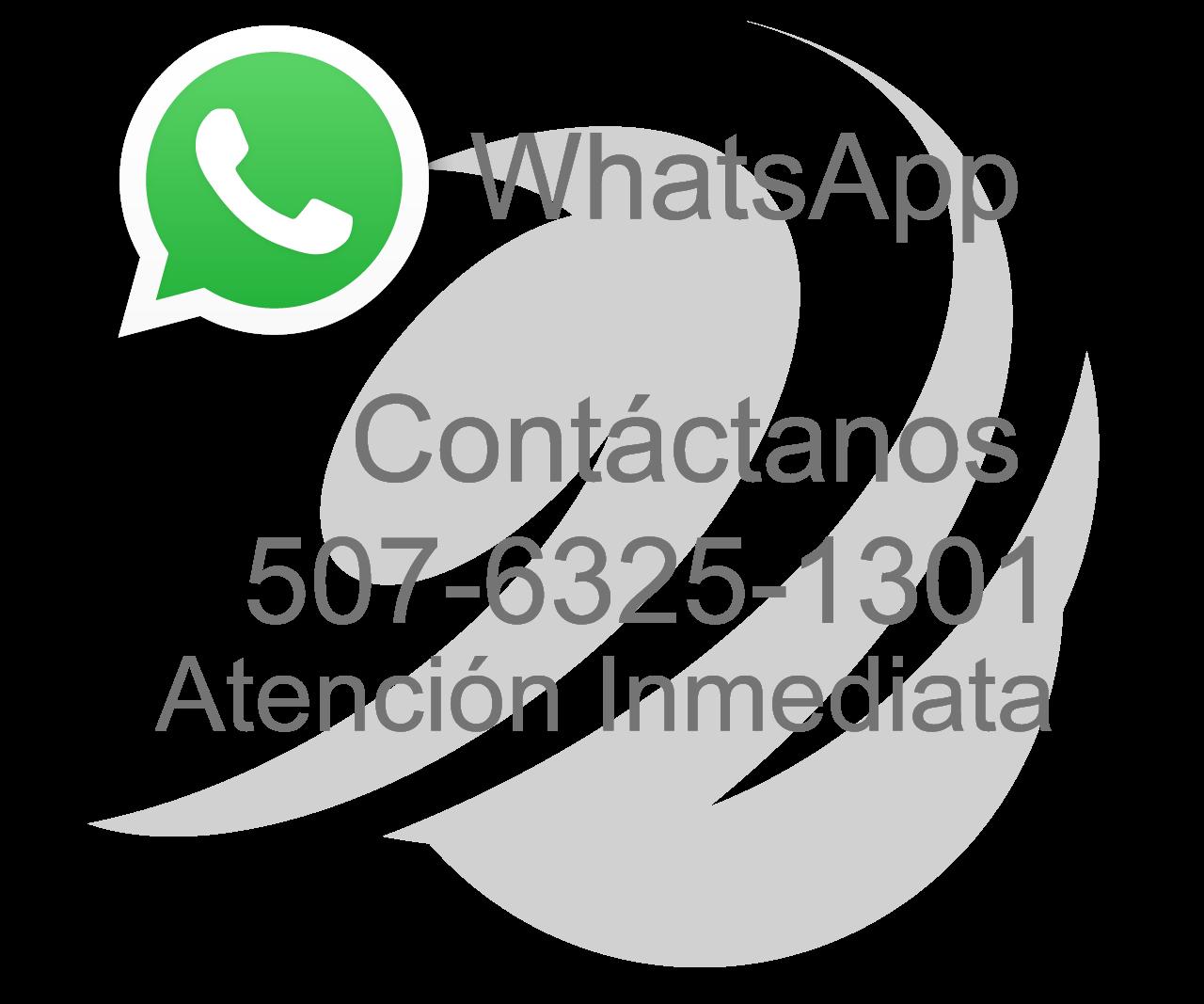 GLF Corp Contáctanos por WhatsApp